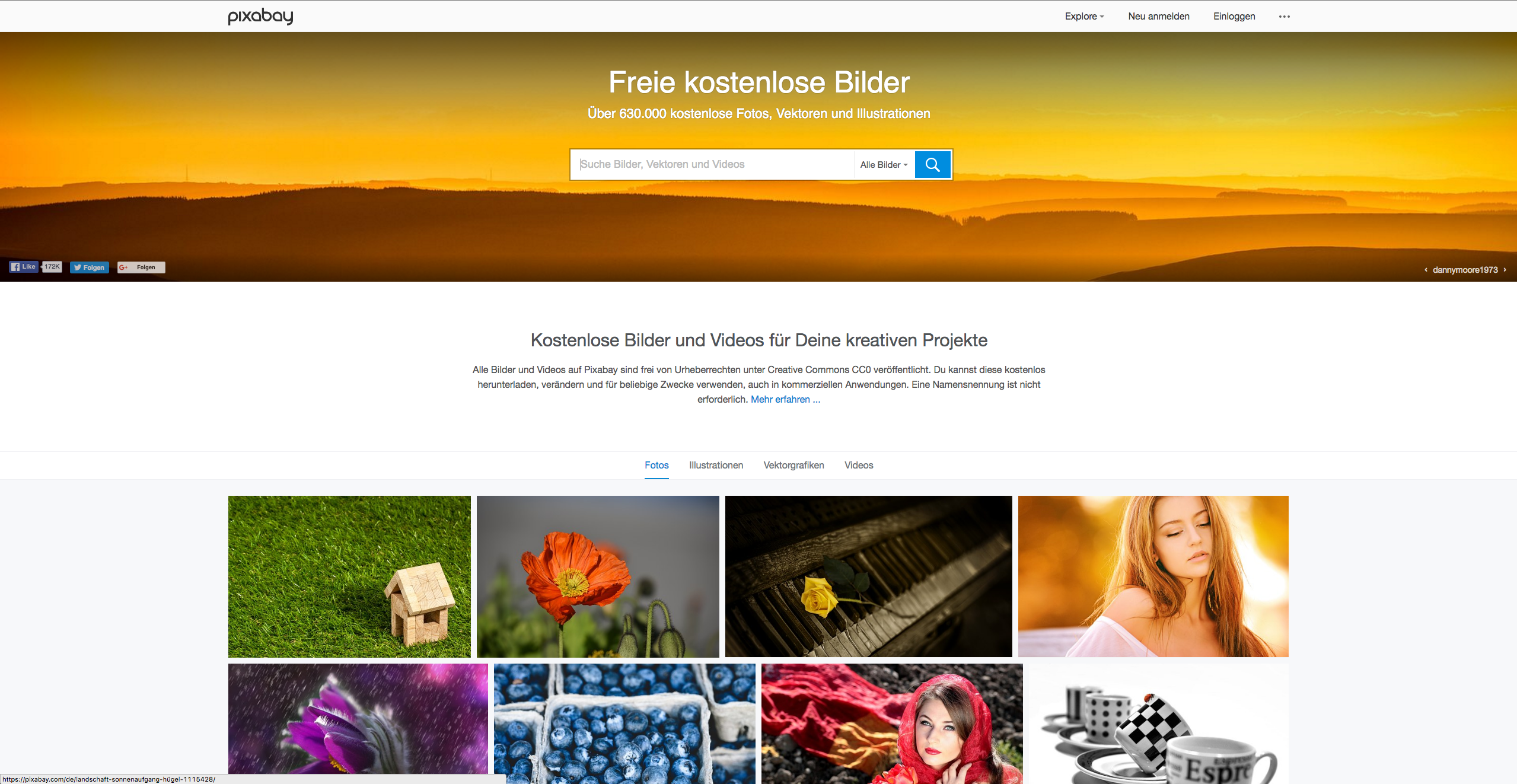 Die Top 3 Kostenlosen Bilder Webseiten Für Deinen Perfekten