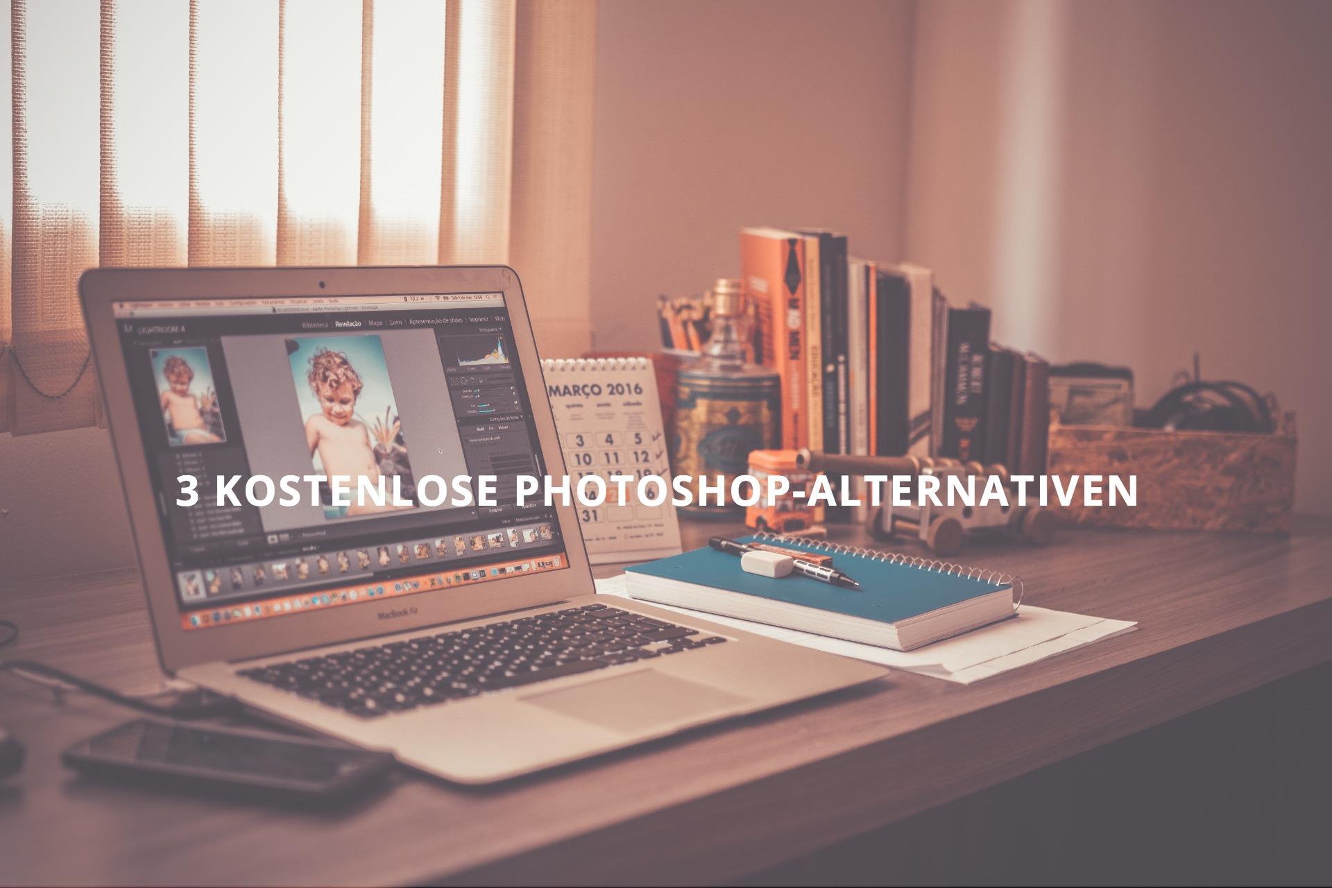 Kostenlose Photoshop-Alternativen
