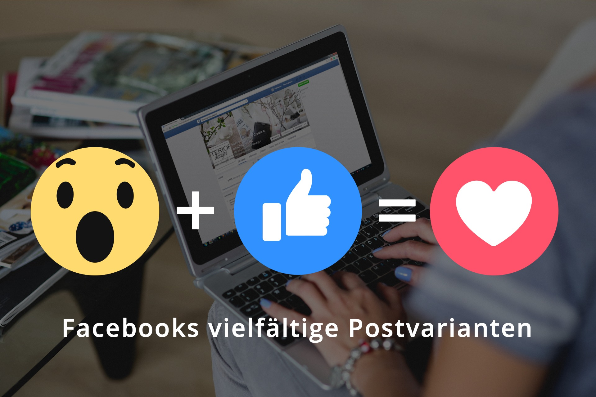 Facebook Post-Varianten