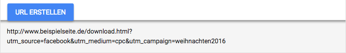 Kampagnen-Tracking-URL